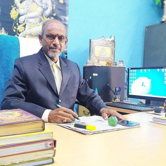 Dr. J. Chandra Prasad